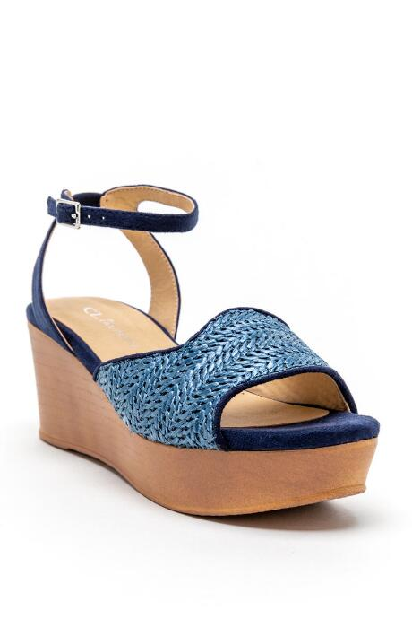 CL by Laundry CHARLISE Wedge Sandal