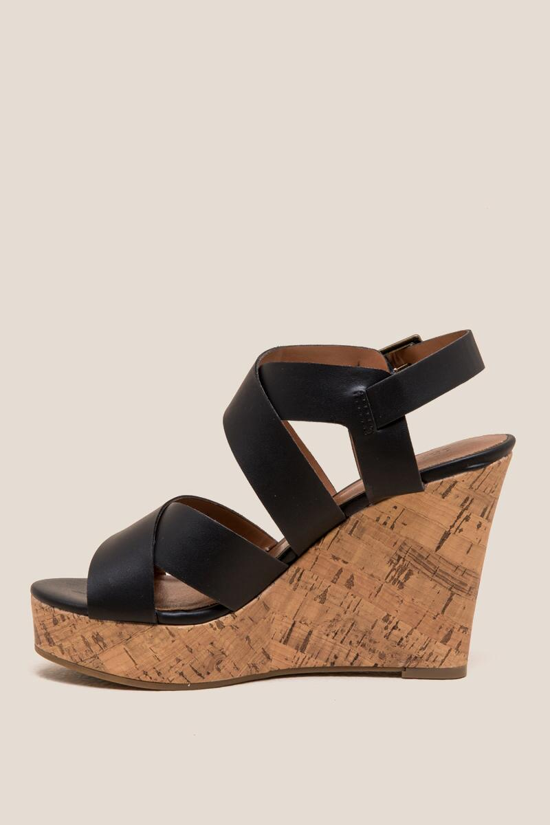 Indigo Rd. Wedge- Black 4