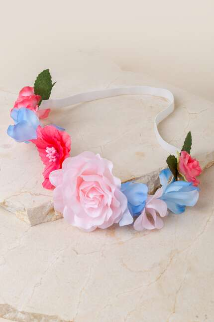 Ella Flower Crown Headband
