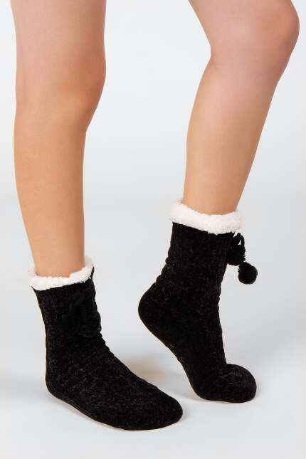 Long Cozy Warmer Socks