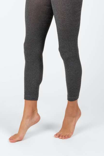 Karen Footless Fleece Tights