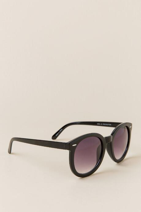 Abbey Road Sunglasses in Black