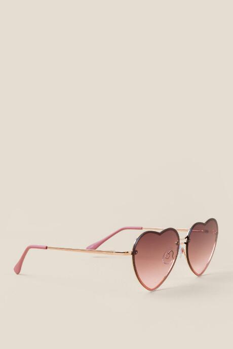 d7f58811bc Ace of Hearts Aviator Sunglasses