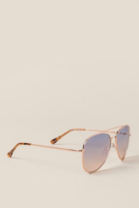 June Ombre Aviators