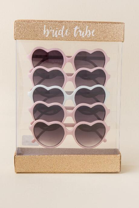 Bride Tribe Sunglasses Set