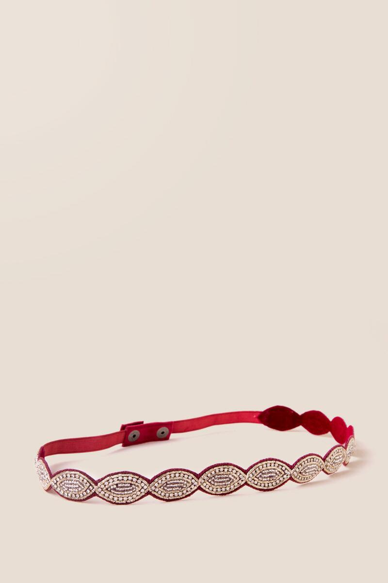 Magdalena Beaded Belt
