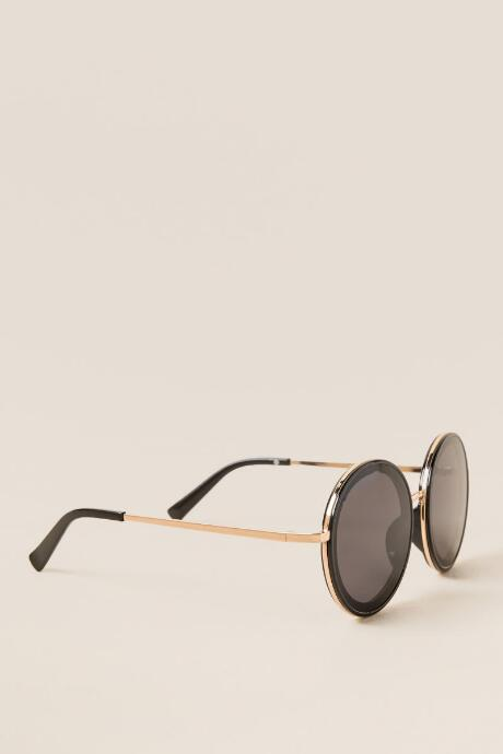 Isobel Round Sunglasses