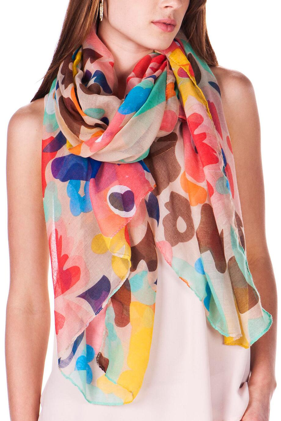 Lima Floral Scarf