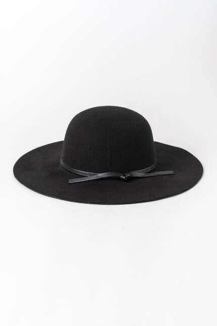 Rachel Round Crown Floppy Hat