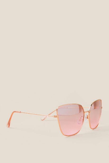 Day Tripper Pink Cat Eye Sunglasses