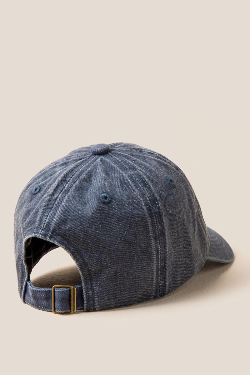 San Antonio Baseball Hat- Navy 3