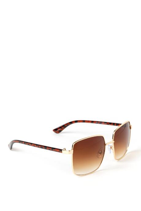Tanya Square Lens Sunglasses
