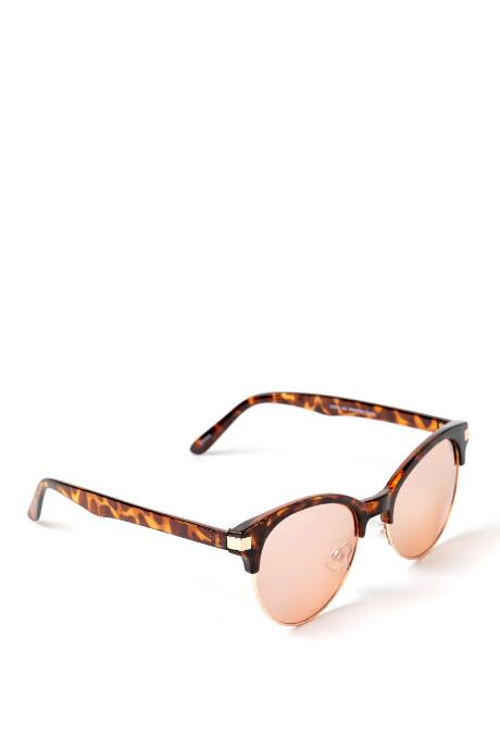 Floral Accent Sunglasses
