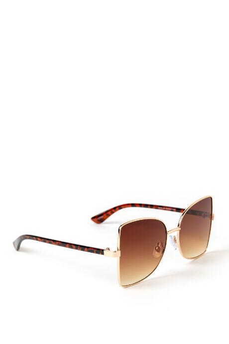 Betty Butterfly Lens Sunglasses
