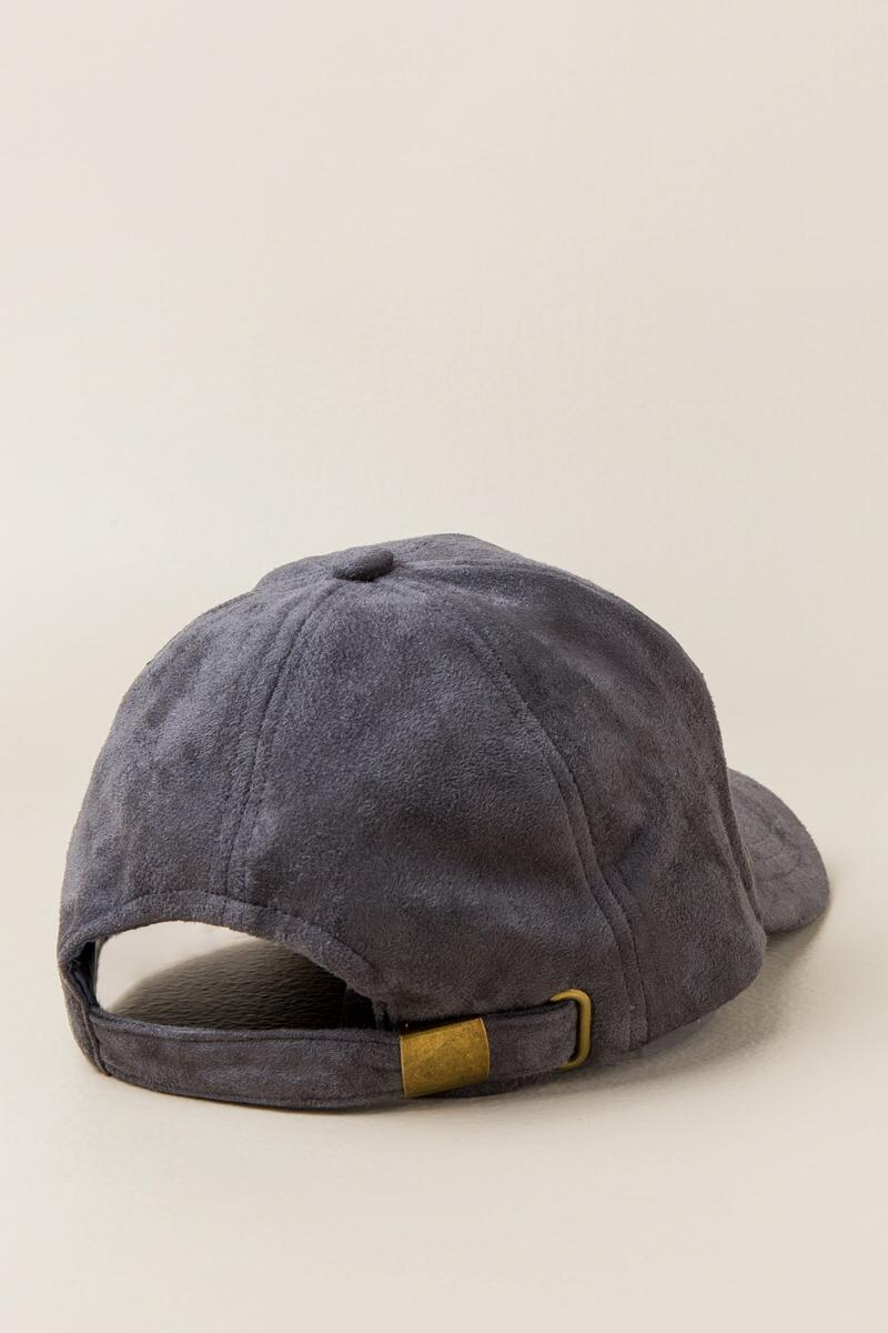 ALL THE JINGLE LADIES Cap-  gray-clback