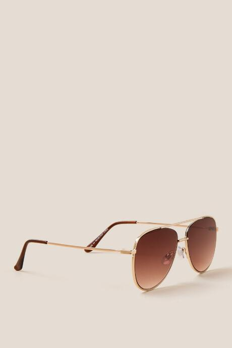 Numero Uno Aviator Sunglasses