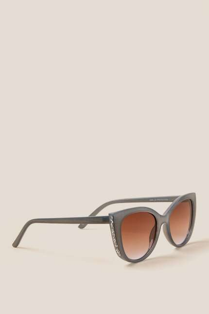 Orleans Cat Eye Sunglasses