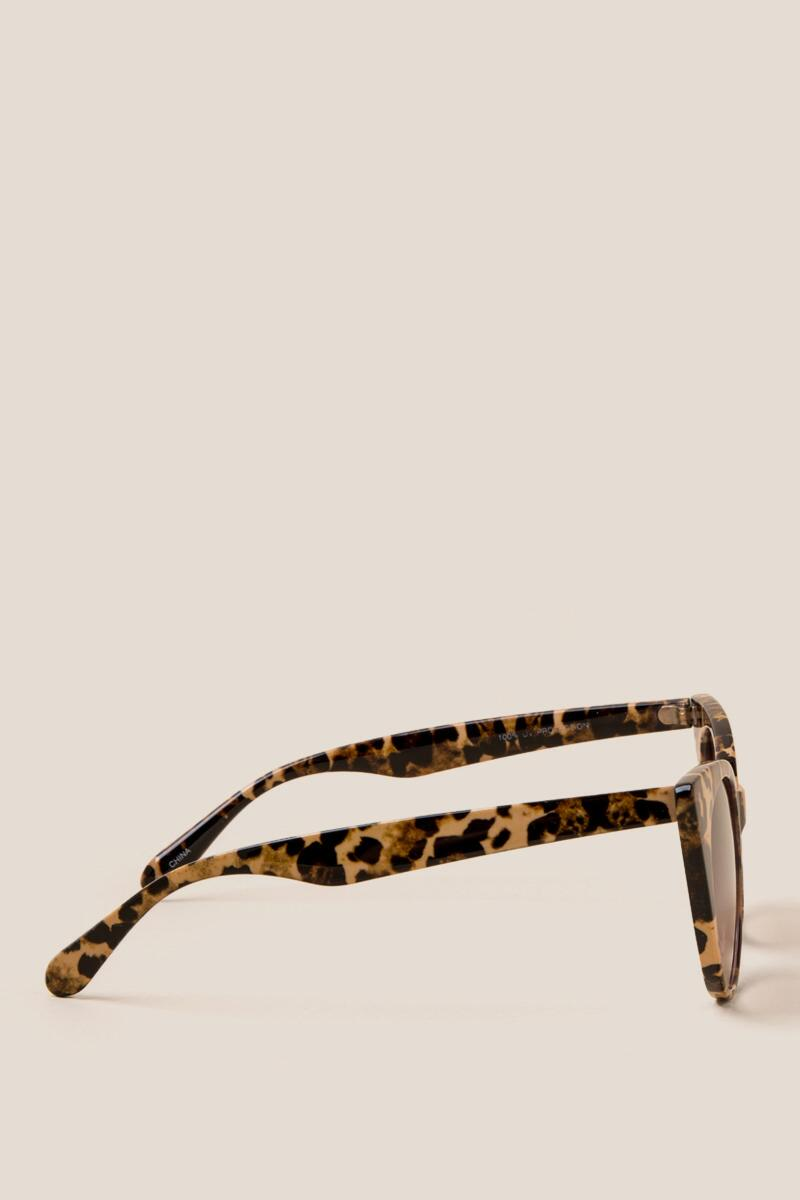Penelope Cat Eye Sunglasses-leop-cl 3