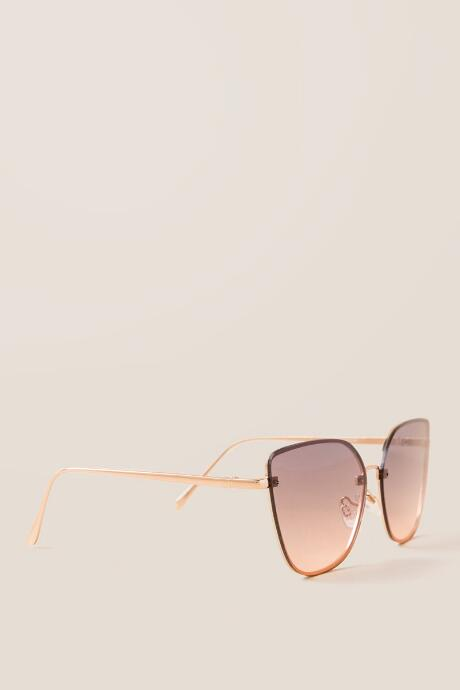 Siesta Metal Cat Eye Sunglasses