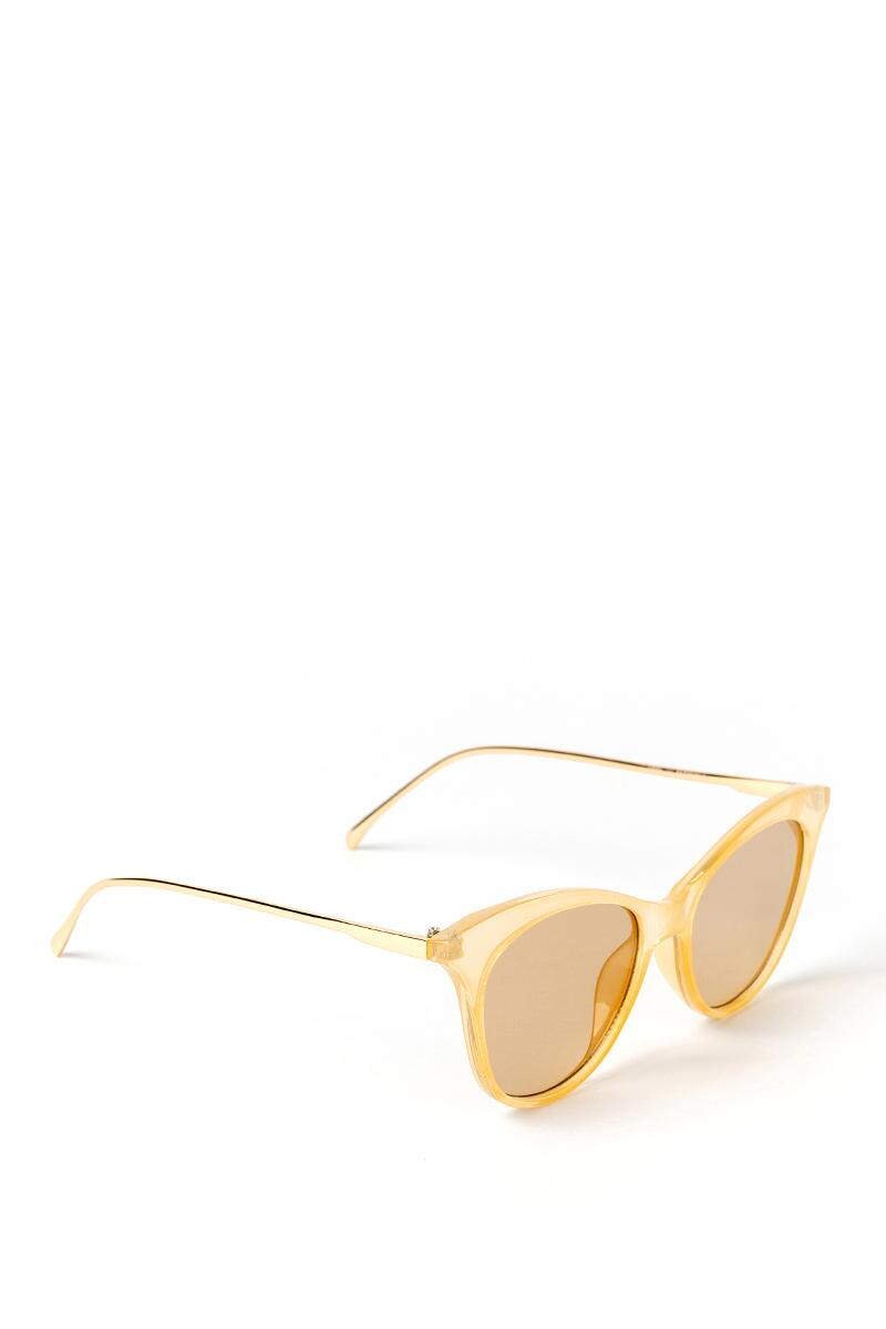 Splash Sunglasses-Yellow