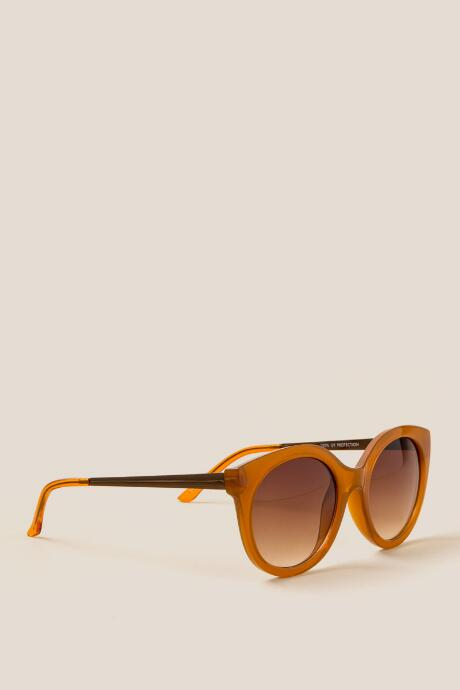 Aria Brown Sunglasses