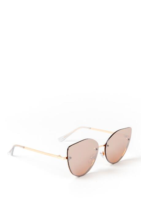 Stella Pink Cateye Sunglasses