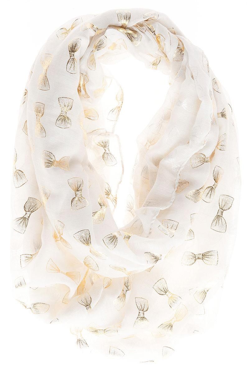 Lockport Bow Loop Scarf