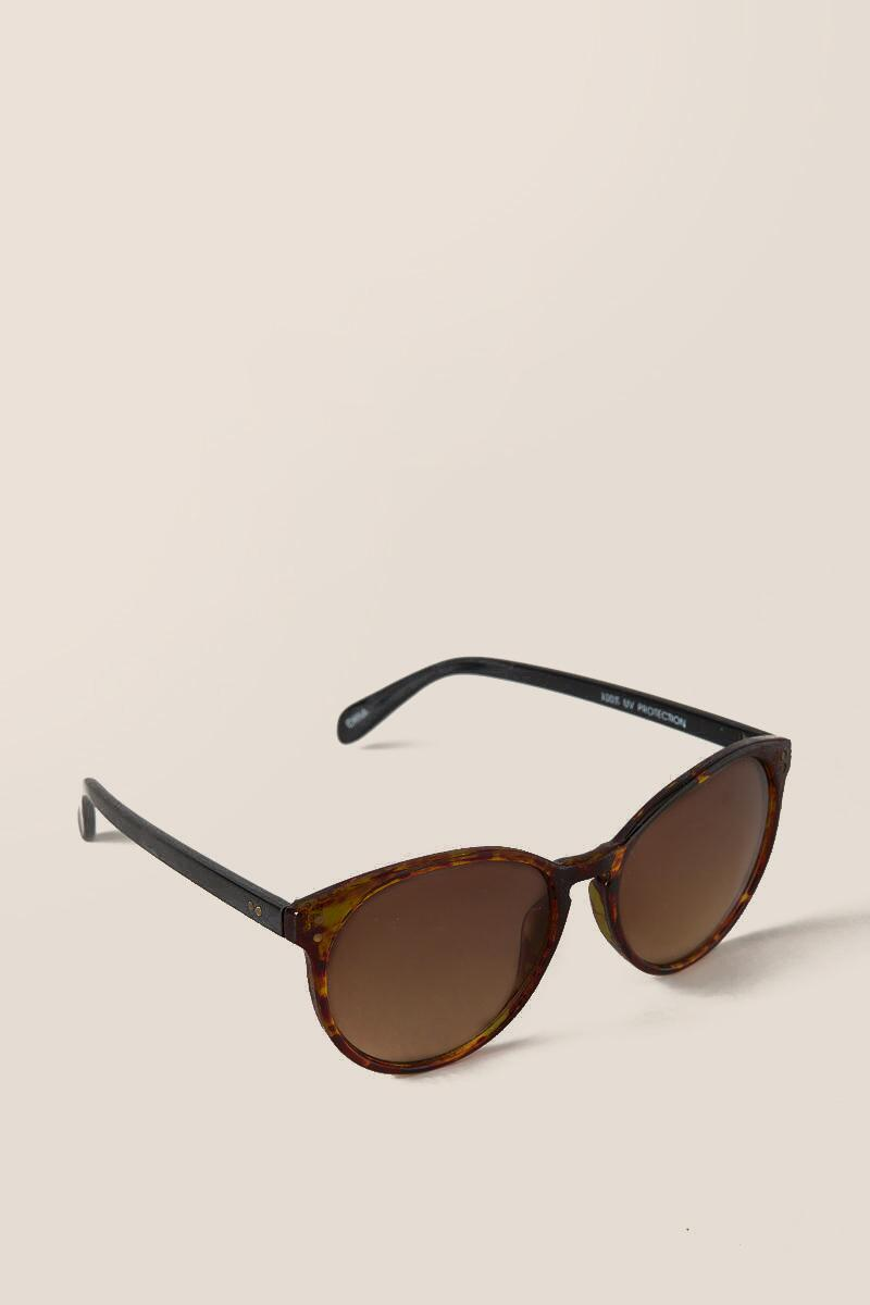 Alma Cat Eye Sunglasses-  tort-cl