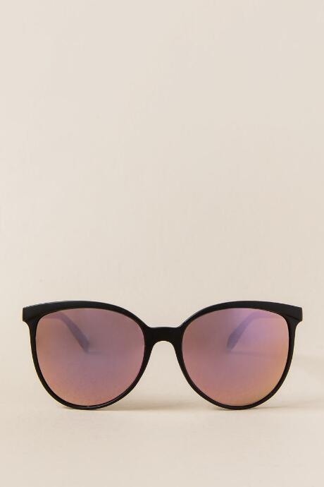 Huntington Iridescent Matte Sunglasses