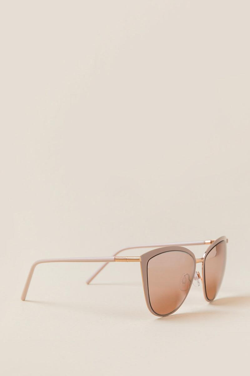 Elyse Cat Eye Sunglasses