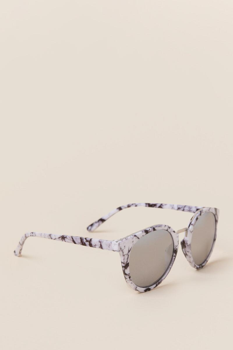 Tilden Round Sunglasses