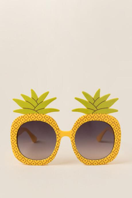 Pina Colada Pineapple Sunglasses
