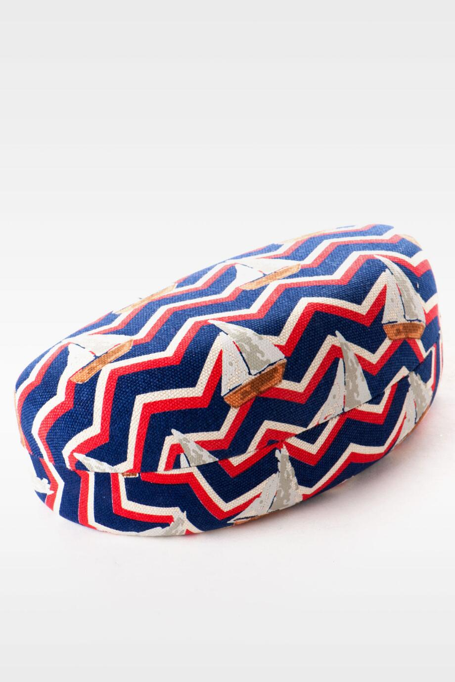 Sailboat Sunglasses Case