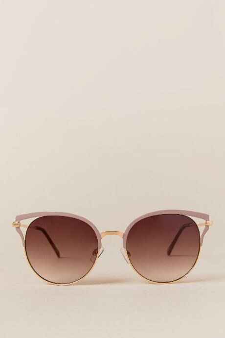 Tequila Sunrise Cat Eye Sunglasses
