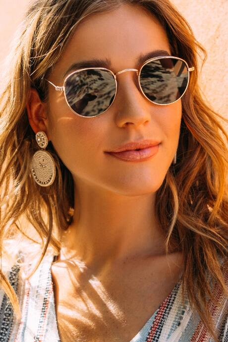23d6566520 Taylor Small Round Sunglasses
