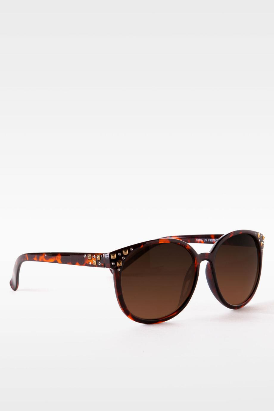 Whitehall Studded Sunglasses