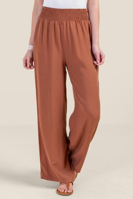 Shannon Smocked Waist Pants