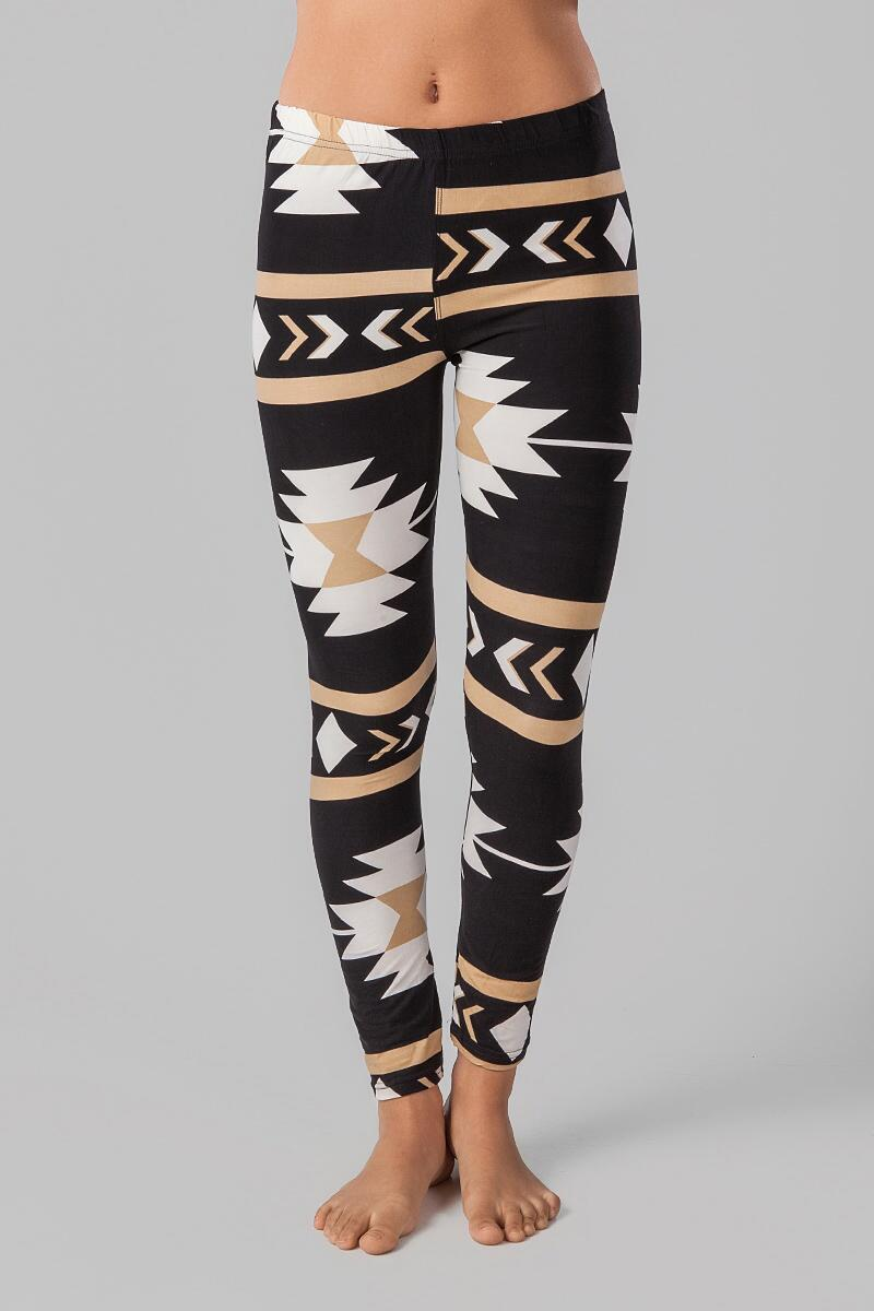 Ranchita Tribal Printed Leggings