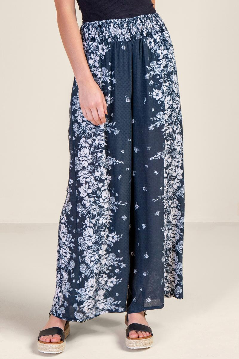 Dylan Floral Palazzo Pants