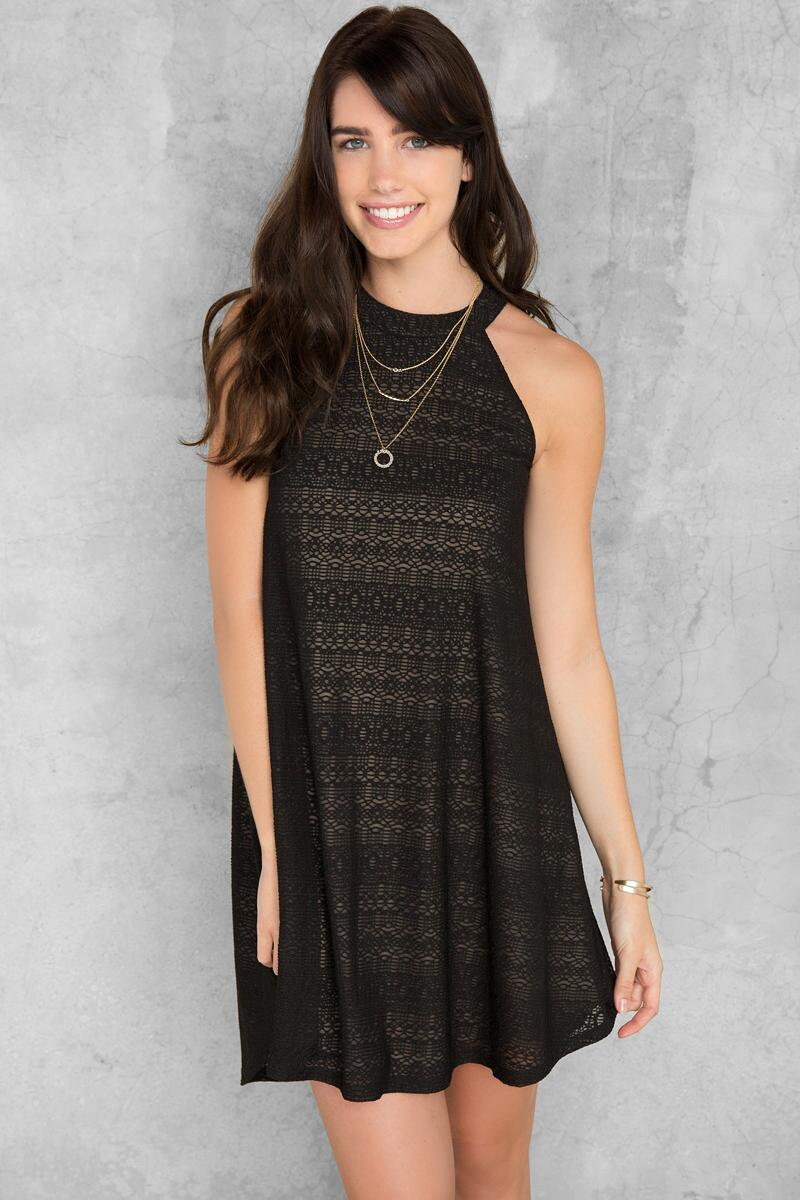Elysia Lace Dress