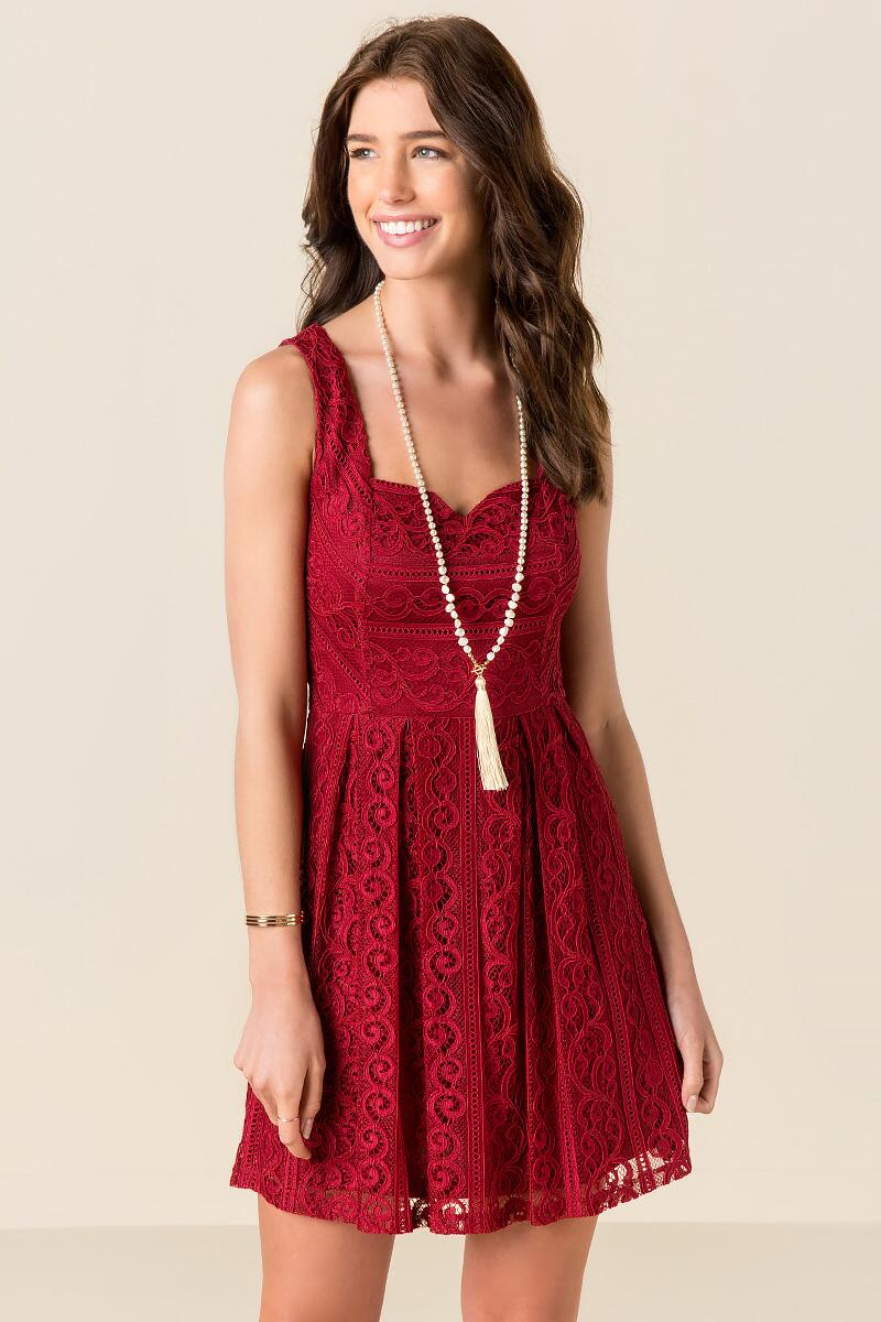 Annabeth Lace Dress