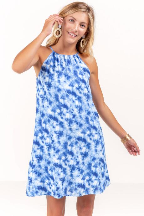 Joyce Tie-Dye Dress
