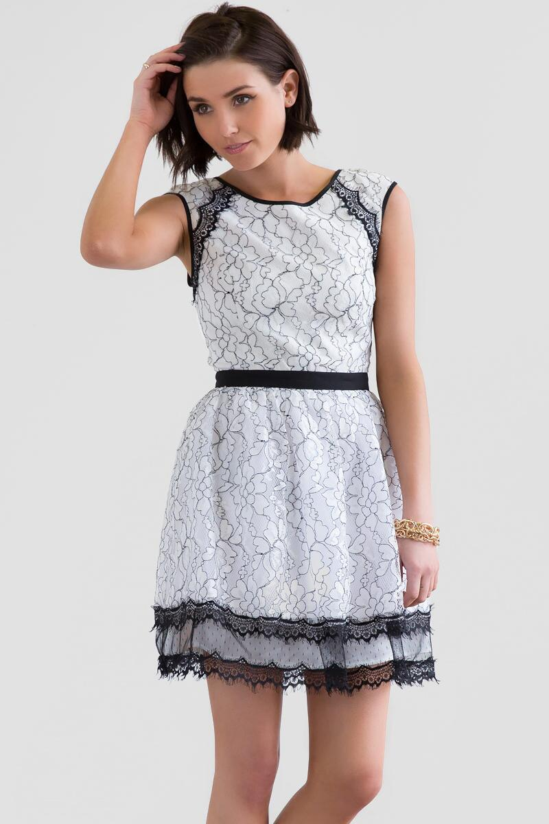 Louella Lace Dress