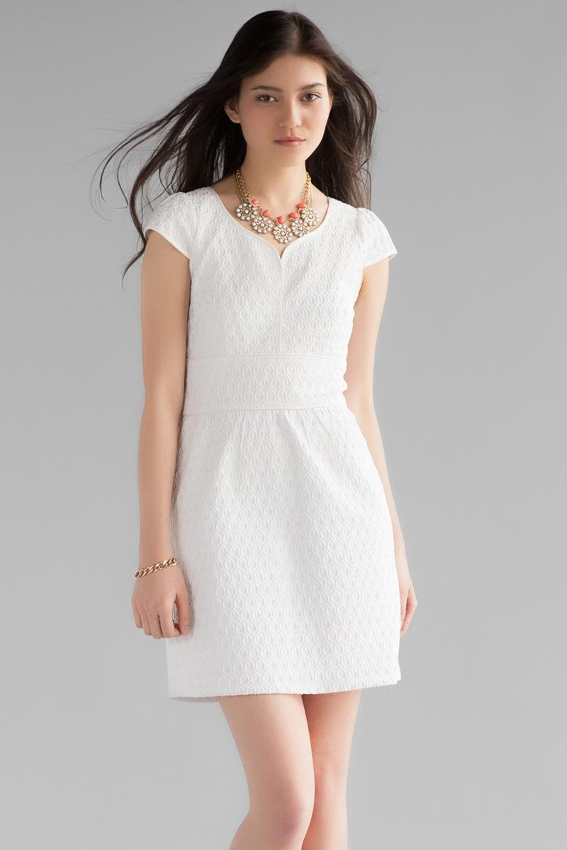 Isabel Textured Dress