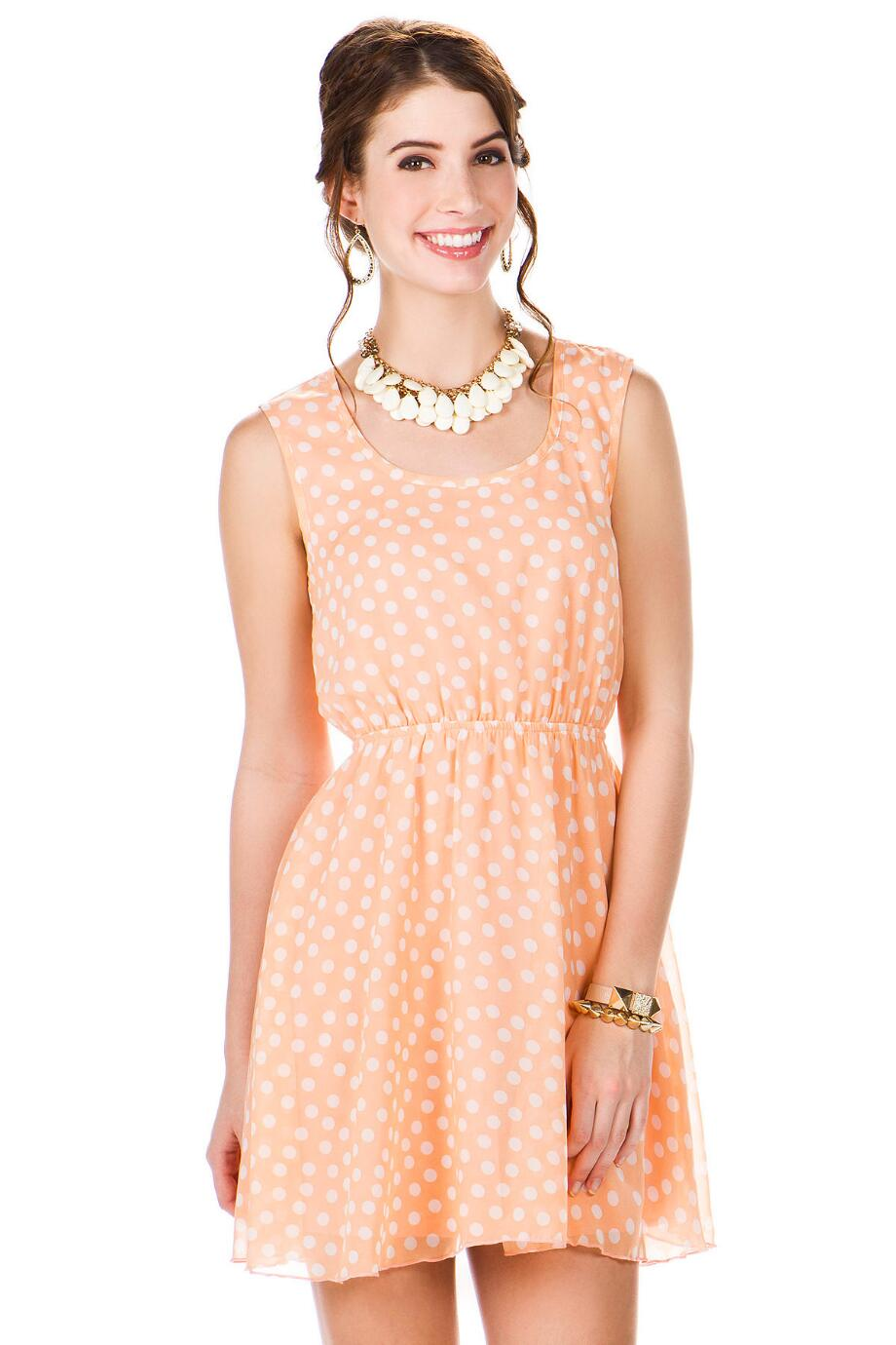 Atlanta Polka Dot Dress