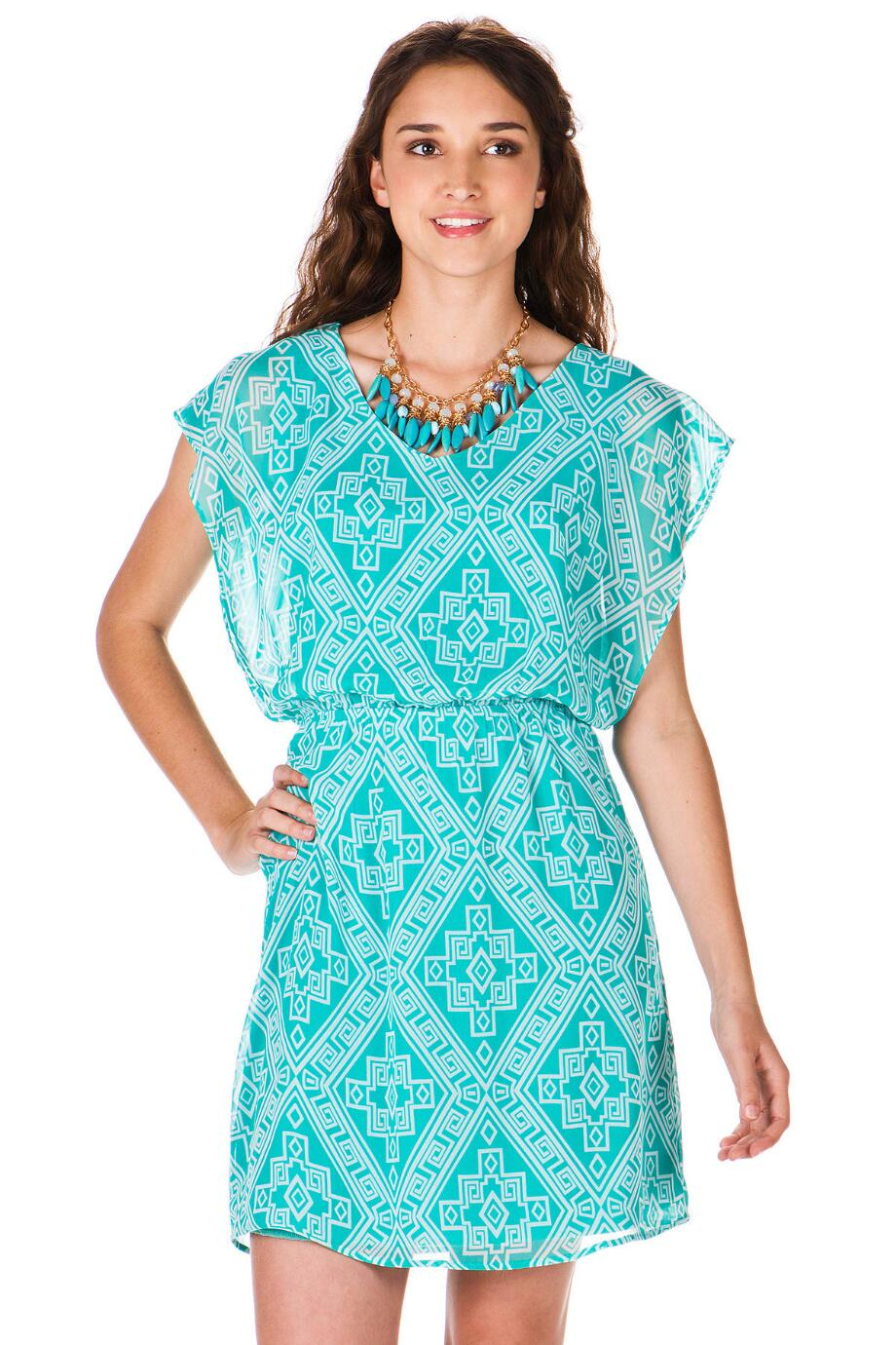 Argos Printed Dress