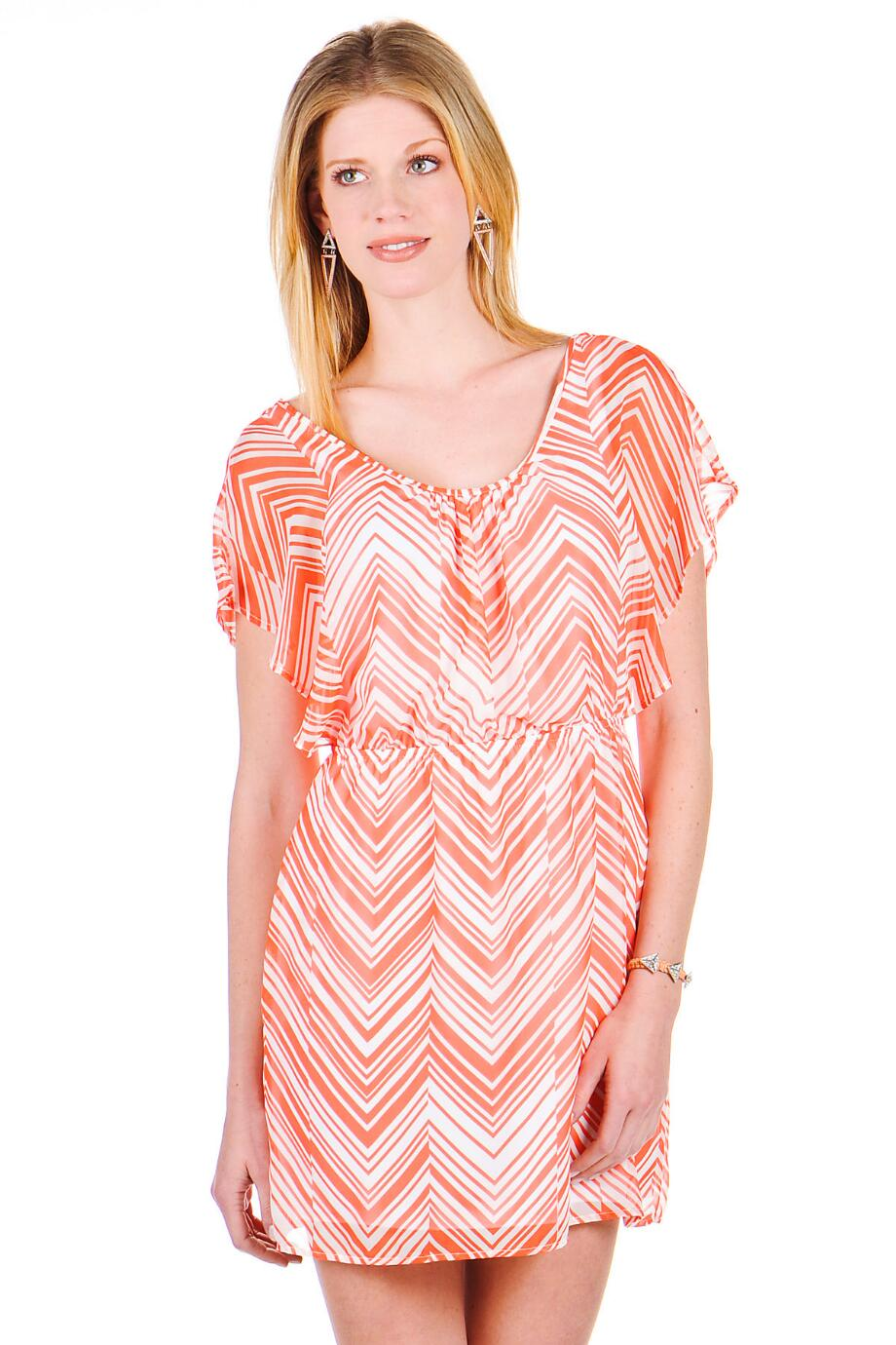 Bermuda Chevron Dress