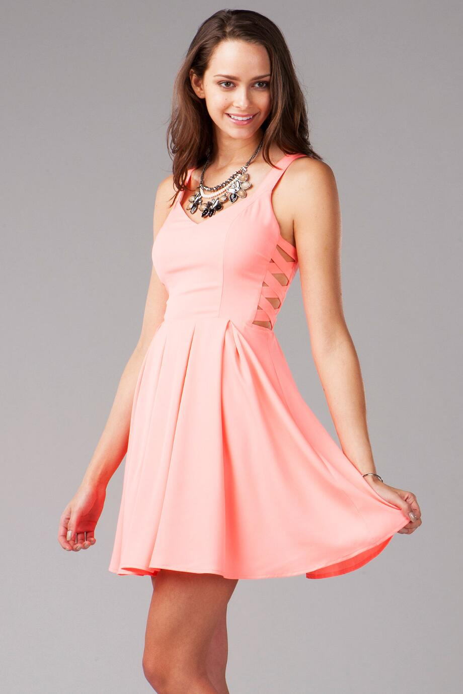 Kennett Cutout Dress