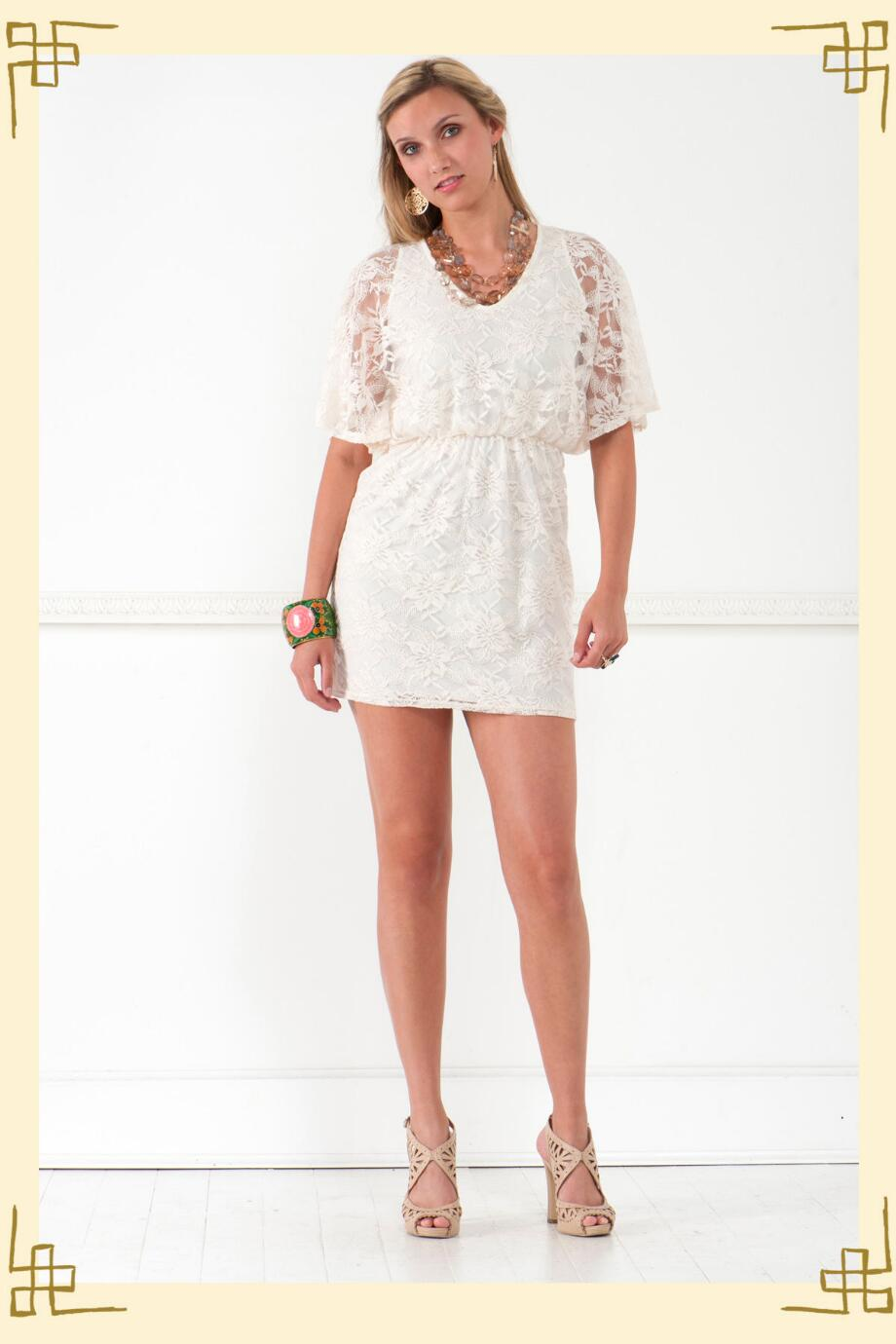 A New Day Lace Dress