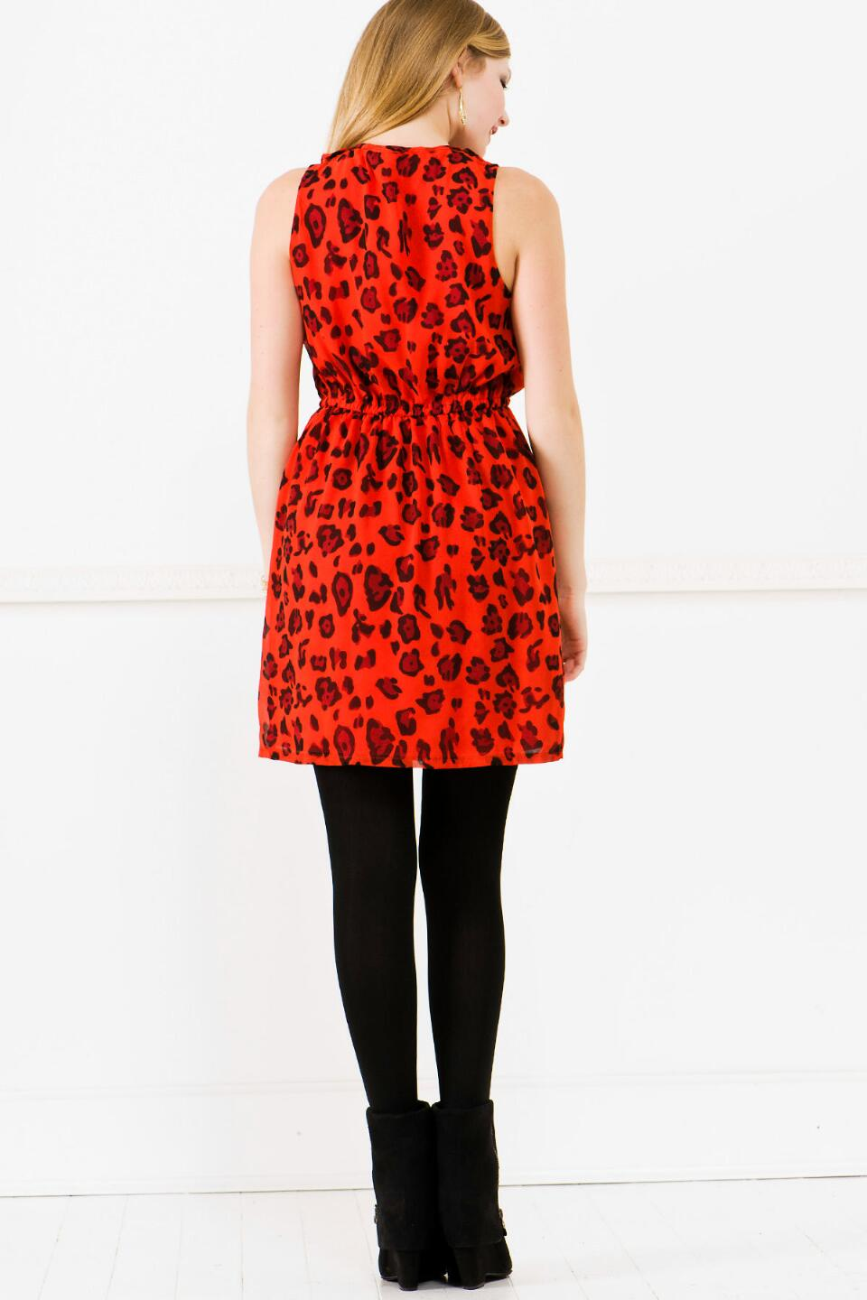 Red Hot Dress-  redback
